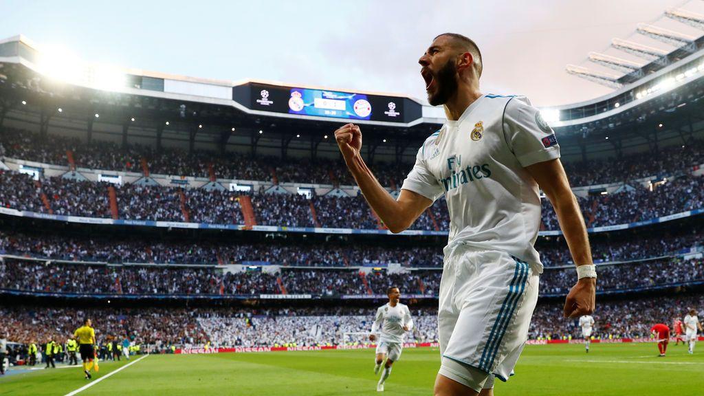 ¿Salva el 'doblete' de Benzema su temporada en el Real Madrid? Vota en nuestra encuesta