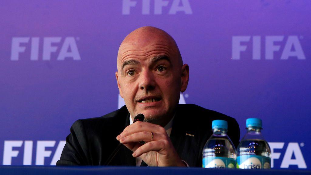 La FIFA propone celebrar un 'mini Mundial' cada dos años