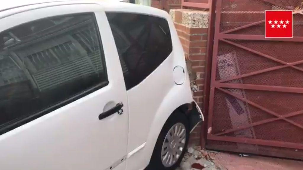 Herido muy grave un niño de 3 años atropellado por un coche que conducía marcha atrás