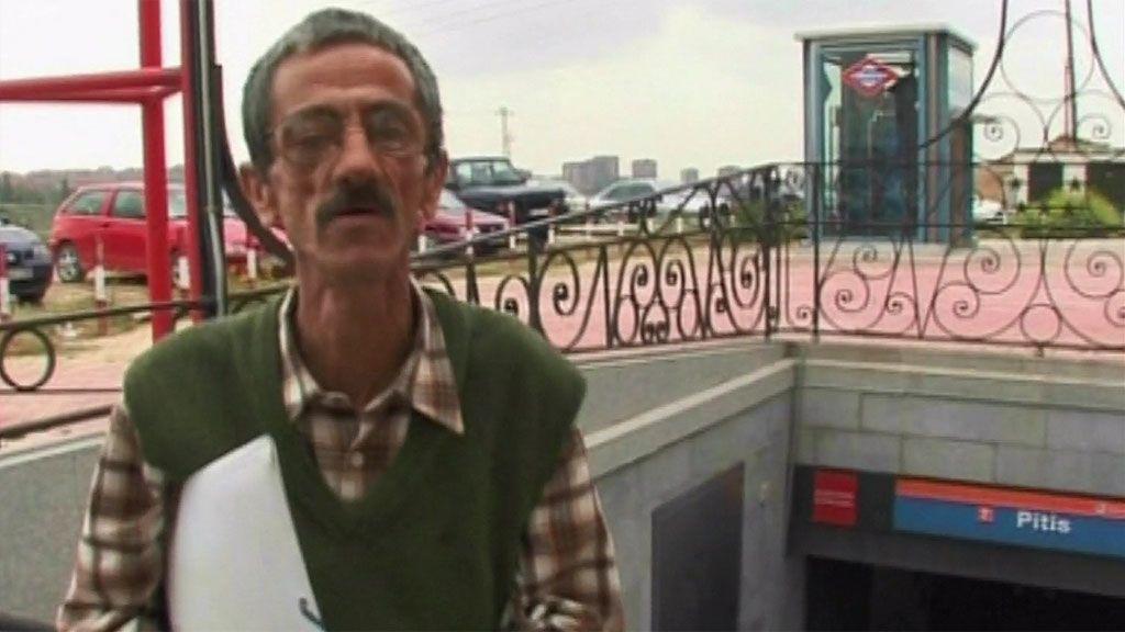'Ramón el vanidoso',  el espontaneo más conocido de 'Callejeros'