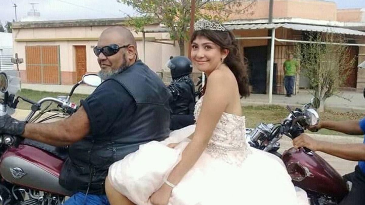 Adelantan un año su fiesta de los 15 años ante el diagnóstico de un tumor que la dejará ciega
