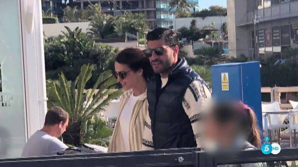 Paula Echevarría se ha alojado en casa de su chico durante su visista a Málaga según Kiko Hernández