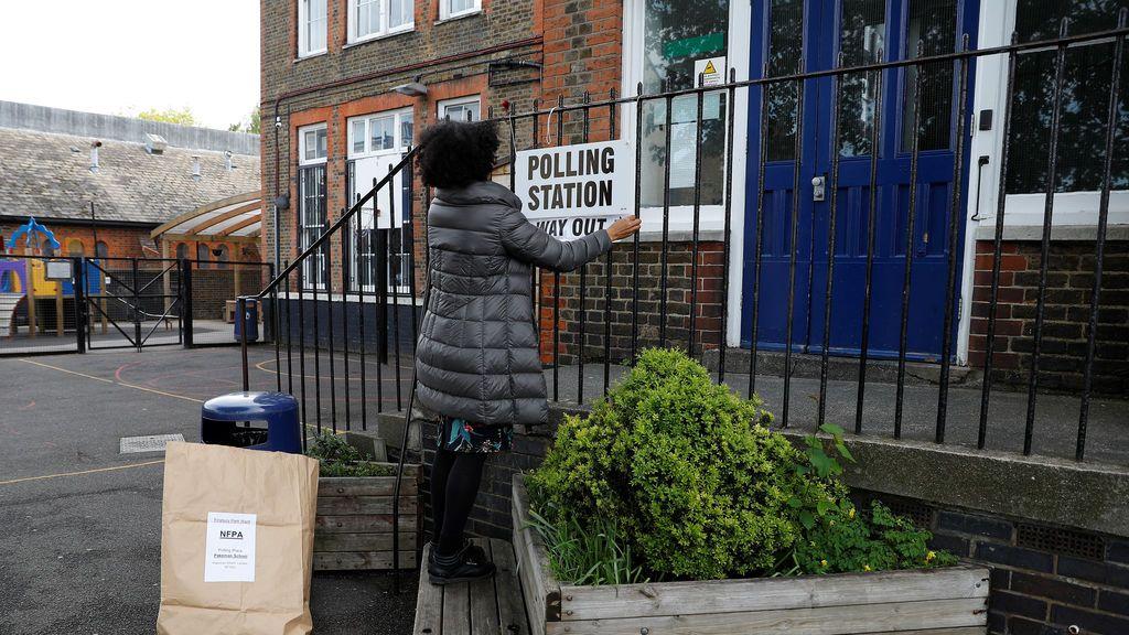 Todo preparado para las próximas elecciones locales británicas