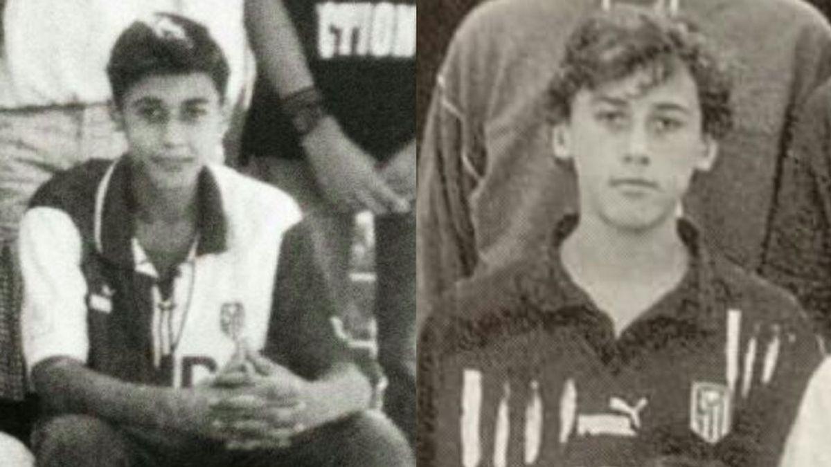 Las redes sociales sacan a la luz el pasado atlético de Álvaro Arbeloa