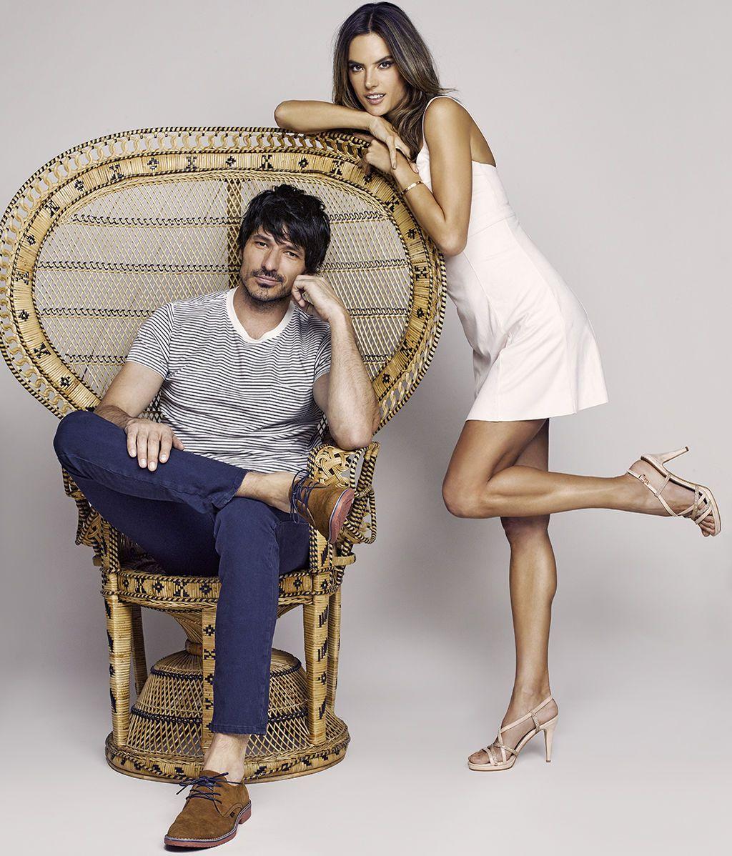 Alessandra y Andrés, el 'par perfecto'