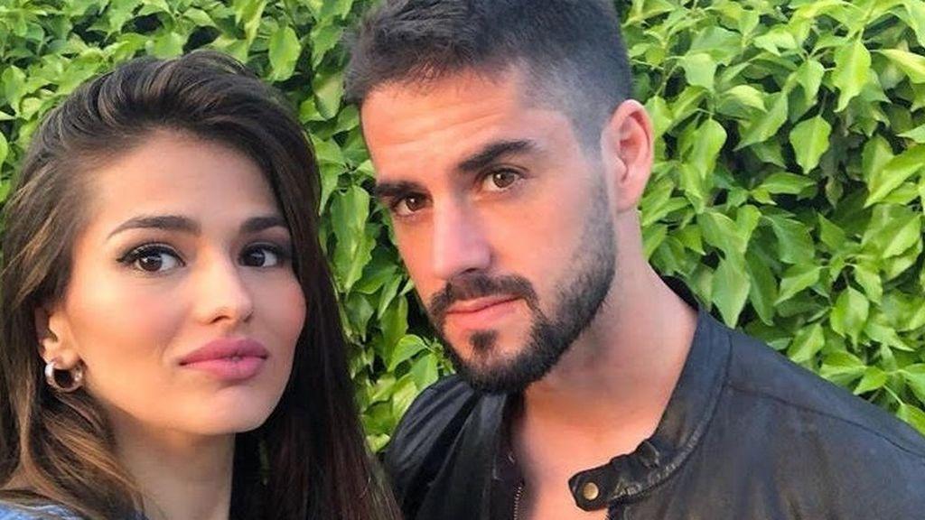 """Isco se pone romántico con Sara Álamo: """"¿De aquí a dónde?"""""""