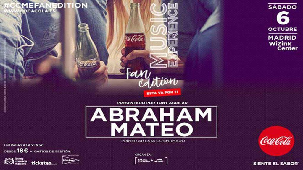 ¡El Coca-Cola Music Experience vuelve con una edición cargada de novedades!