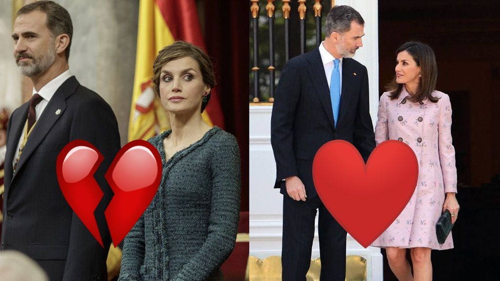 ¿Divorcio a la vista? Felipe y Letizia, un matrimonio a prueba de crisis