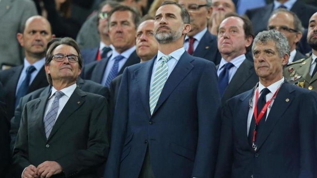 Audiencia Nacional absuelve al promotor de la pitada al himno en la Copa del Rey