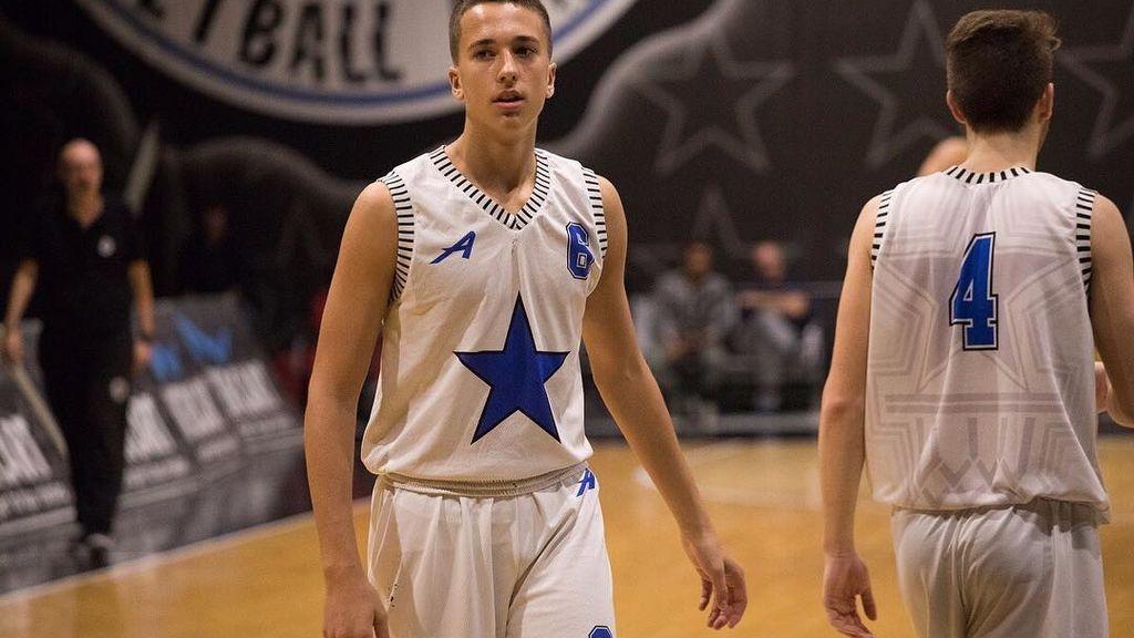 La perla italiana de 14 años que ha fichado el Real Madrid de baloncesto para sustituir a Doncic