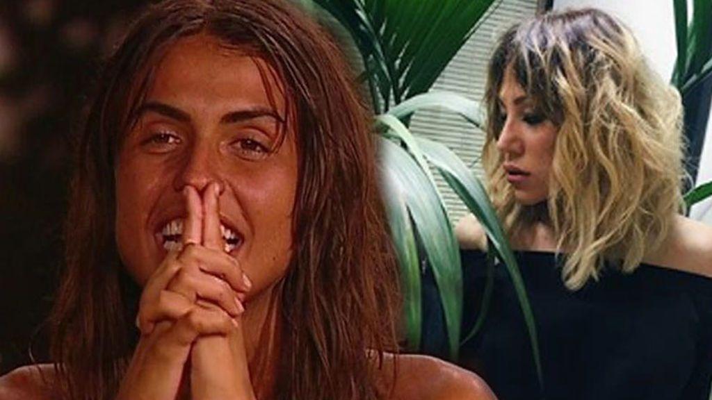 """Steisy, sobre Sofía: """"No puede hablar así a Mª Jesús con lo que tiene en casa"""""""