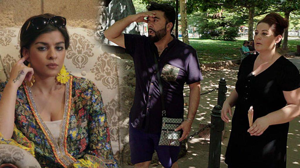 Boda Rebe Gipsy : Los gipsy kings ¡novio a la fuga tras pillada