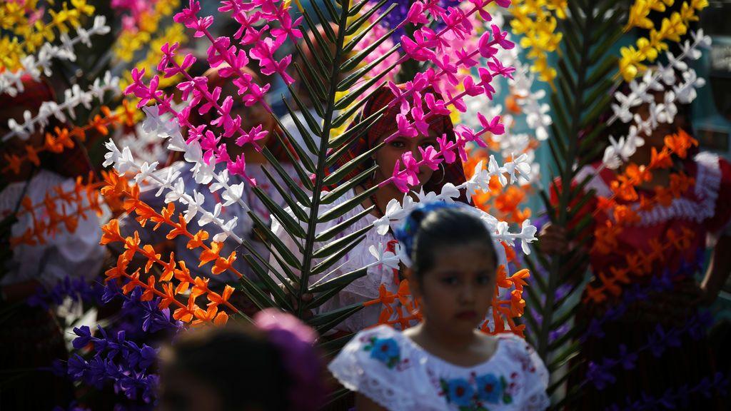 Festividad para pedir lluvias abundantes en El Salvador
