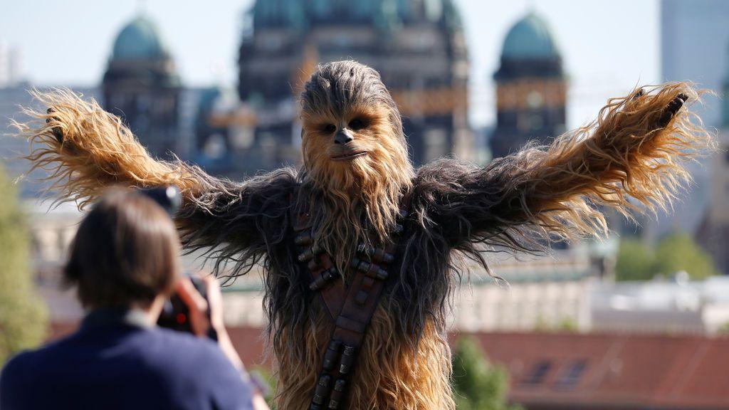 La nueva película de Star Wars se presenta en Berlín