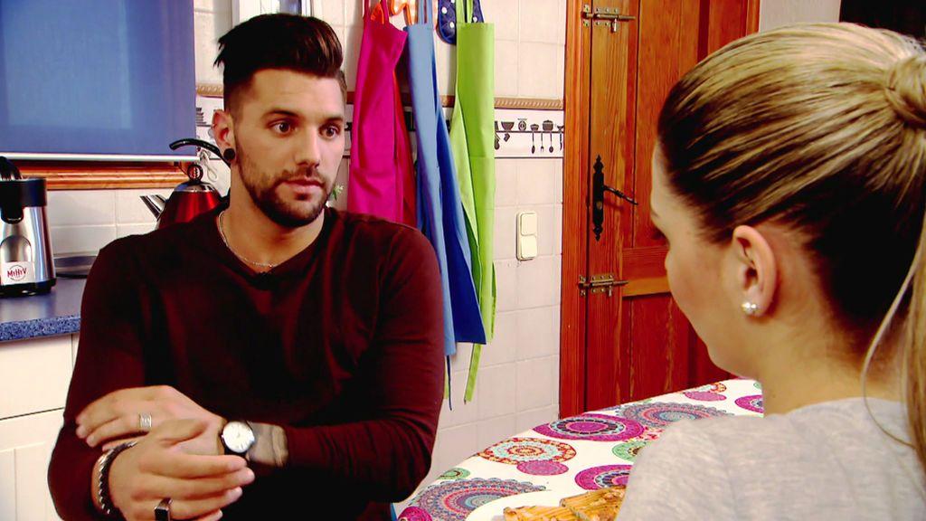 """Barranco, tras su cita con Raquel: """"Yo no voy a llegar a nada con esta chica"""""""
