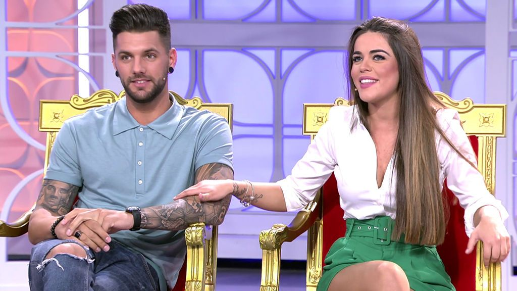 """El """"tonteo constante"""" entre Violeta y Barranco hace estallar a Sarai"""