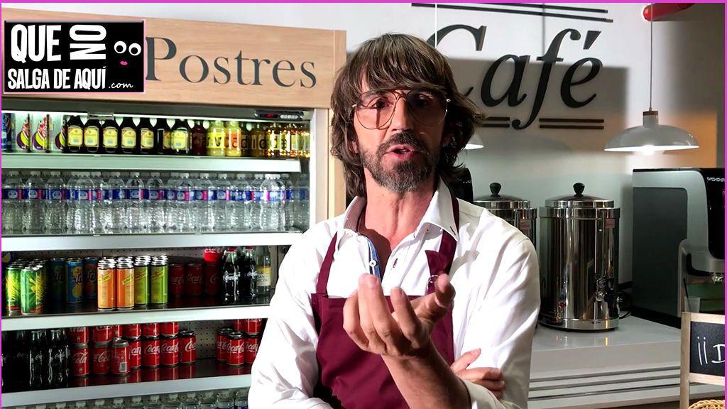 """Santi Millán nos cuenta cómo se """"cocina"""" su vuelta a Telecinco y descubre su faceta culinaria"""
