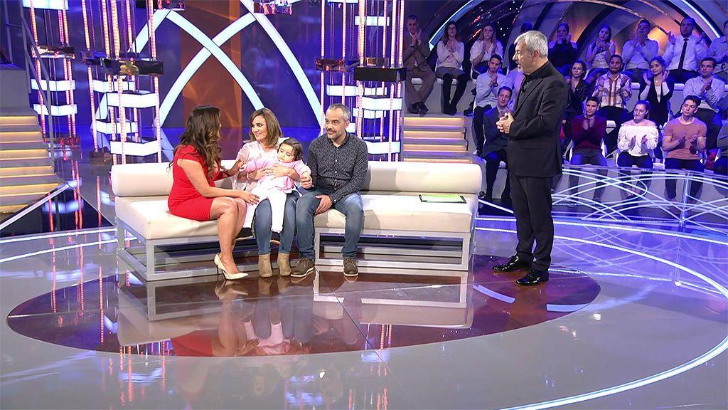 """María Bravo: """"Poder ayudar a Alba para mí es un regalo, es un verdadero honor"""""""