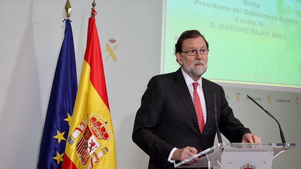 """Rajoy felicita al Atlético por su pase a la final: """"Otro equipo español a la conquista de Europa"""""""