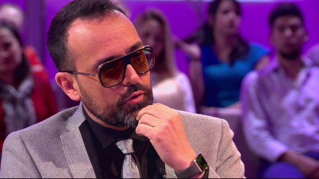 """Risto Mejide: """"No  he visto 'OT' porque es como ver a tu ex tirándose a otro"""""""