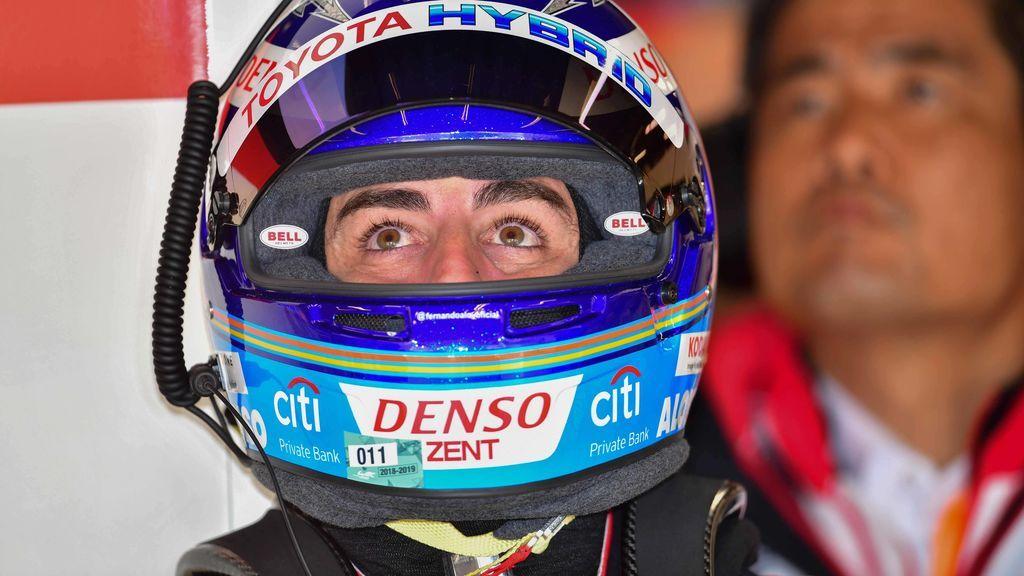 Fernando Alonso vuelve a saborear la victoria cinco años después