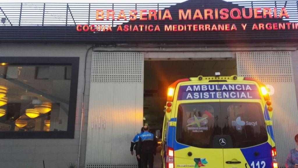 Herido un niño tras caer por un tejado cuando perseguía un gato en Valladolid