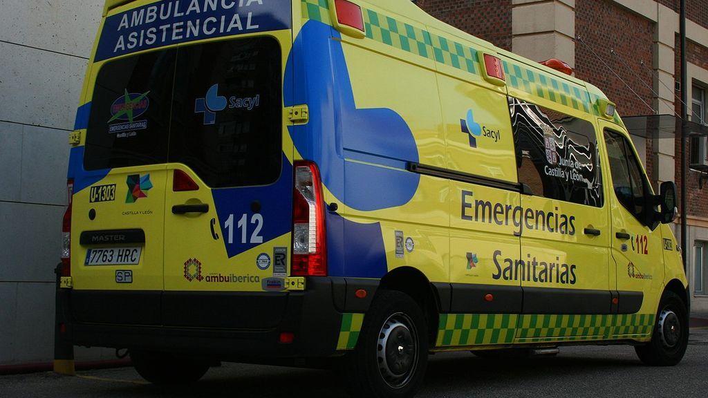 Dos personas pierden la vida en un accidente de moto en Merindad de Montija (Burgos)