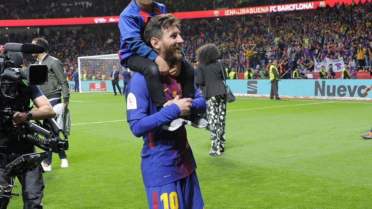 El precioso detalle del Barcelona con las madres de sus jugadores antes del Clásico