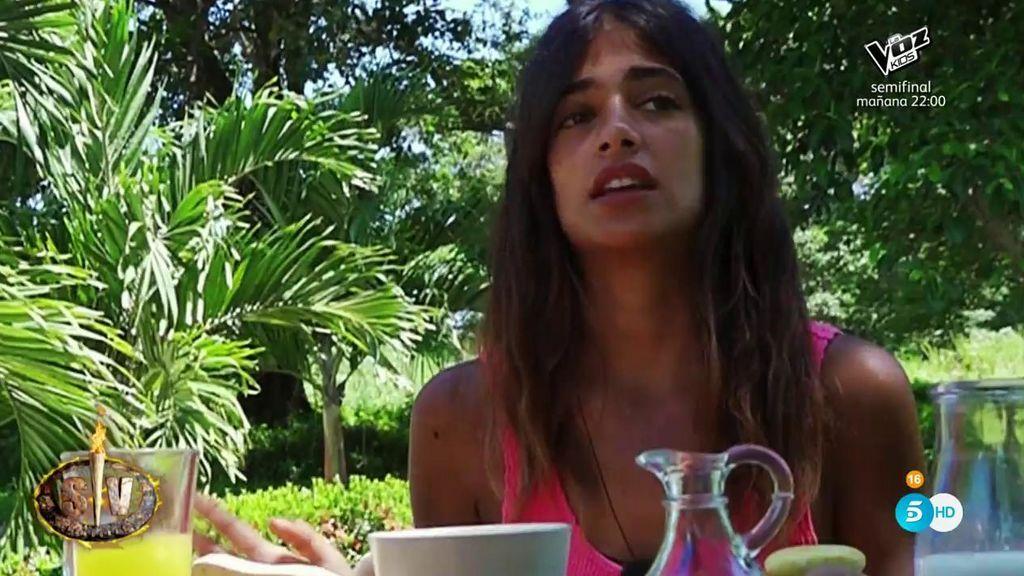 """Melissa Vargas: """"Francisco debería de haber sido el expulsado, es siempre lo que él dice y punto"""""""