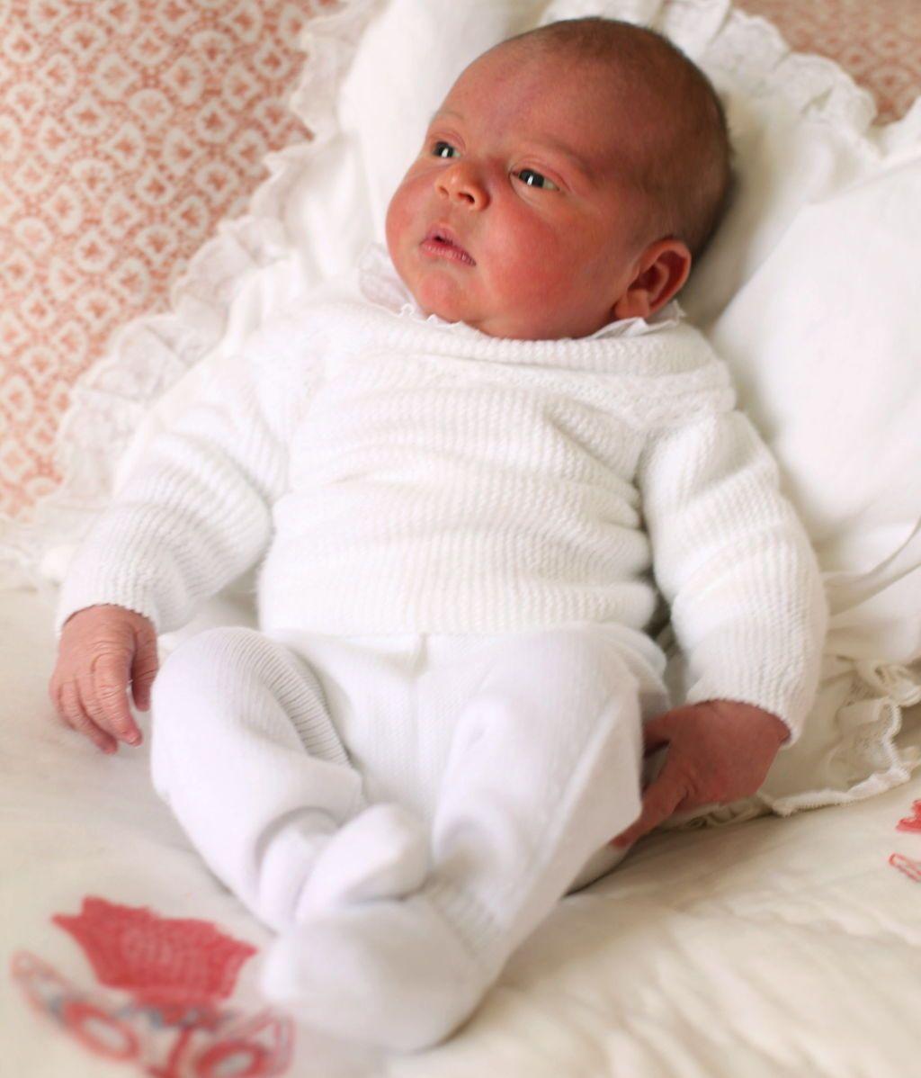 Primeras imágenes de Louis de Cambridge, el tercer hijo de los Duques de Cambridge
