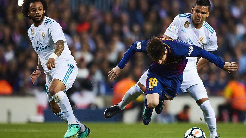 Barcelona y Madrid empatan en un Clásico no tan descafeinado (2-2)