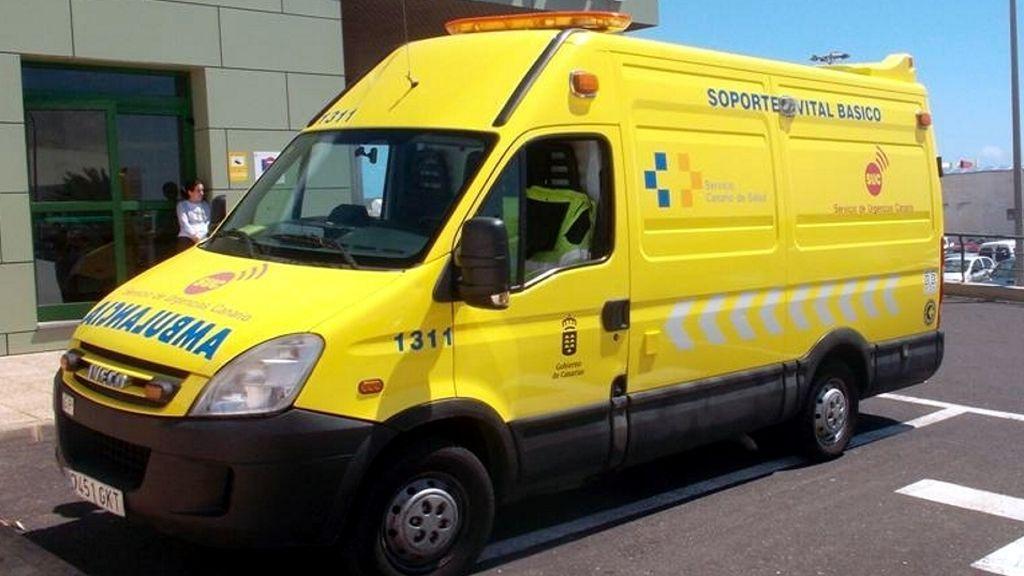 Fallece un parapentista al chocar contra una casa en La Quinta (Tenerife)