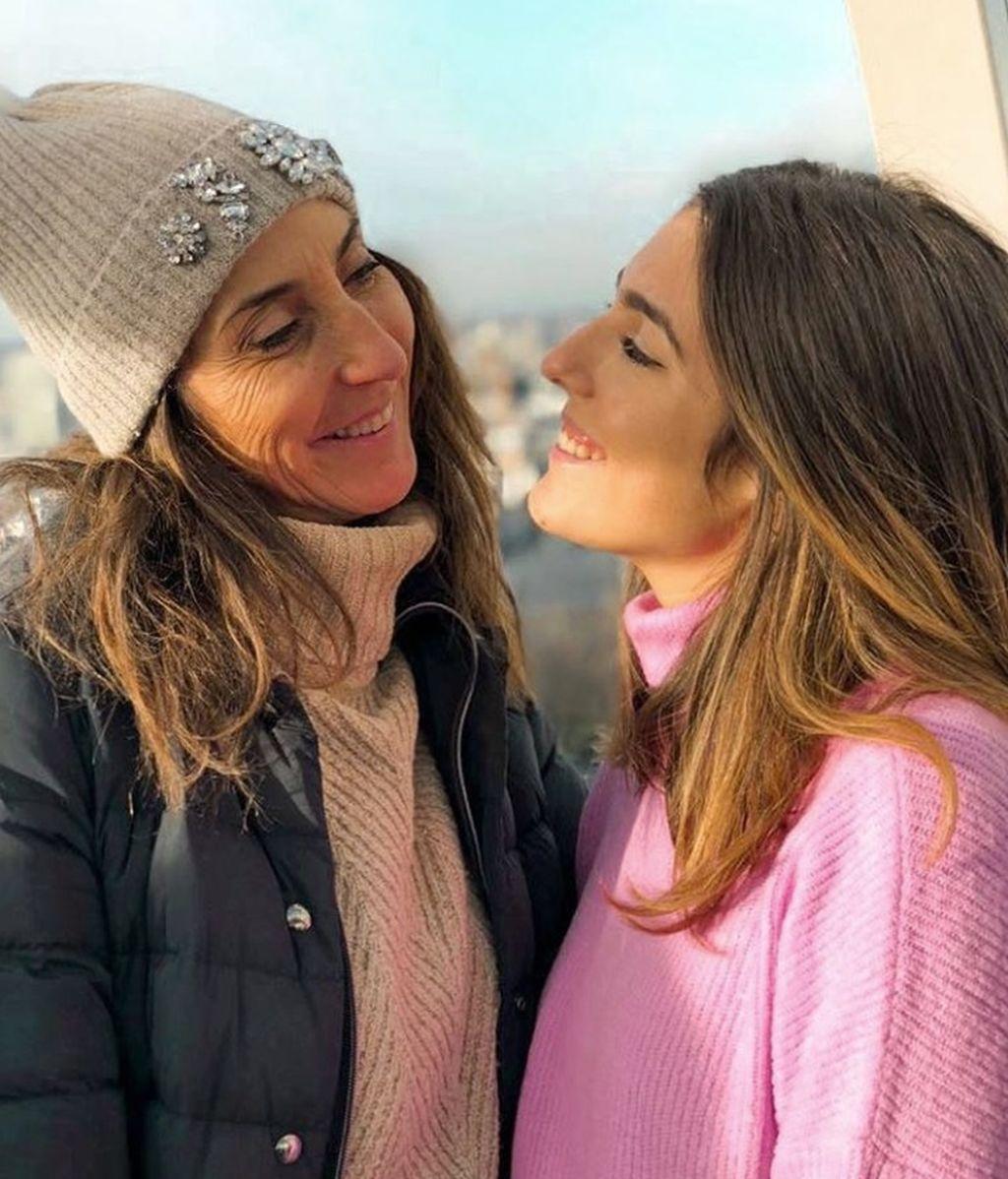 Anna Ferrer Padilla recuerda su primera vez en TV: ¡De bebé y sorprendiendo a su madre Paz!