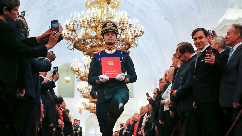 Toma de posesión del cuarto mandato de Vladimir Putin
