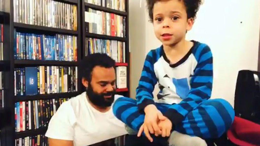 Carlos Jean y su hijo cantan juntos 'Dancing Together', la canción de Mediaset para el Mundial