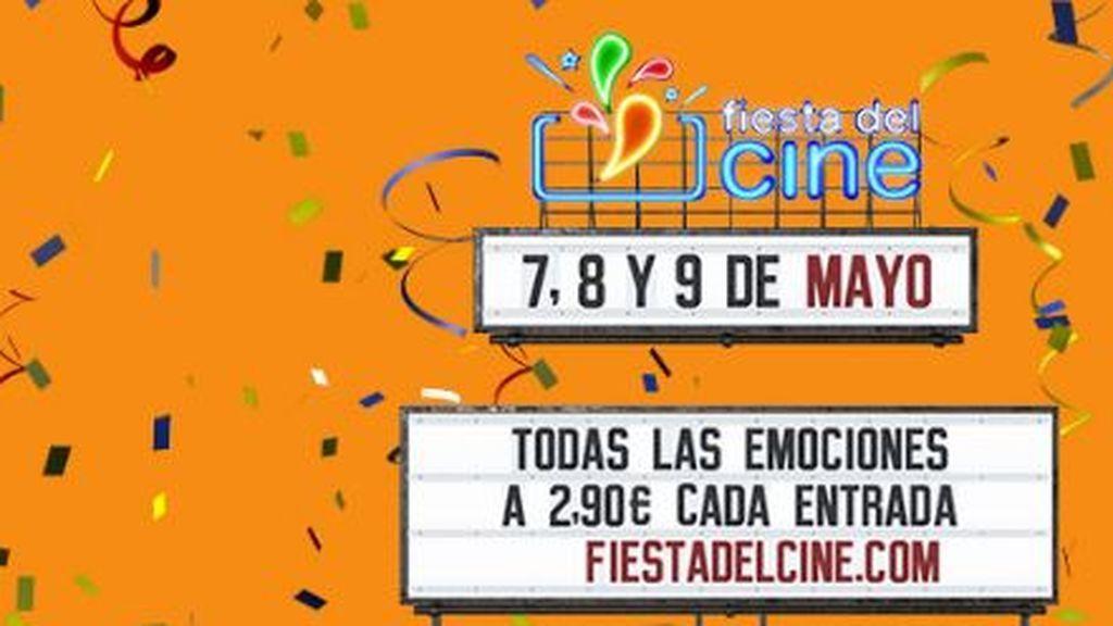 La fiesta del cine: Entradas a 2,90 euros hasta el miércoles