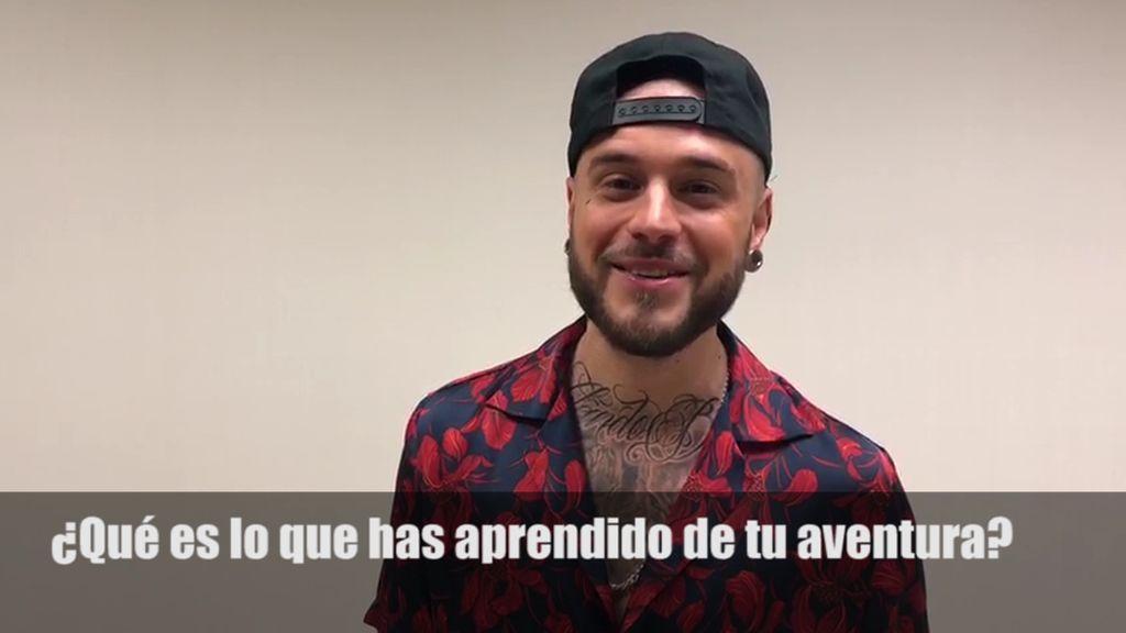"""Cuestionario exclusivo a Adrián Rodríguez: """"He aprendido que tengo que tomar mejores decisiones"""""""