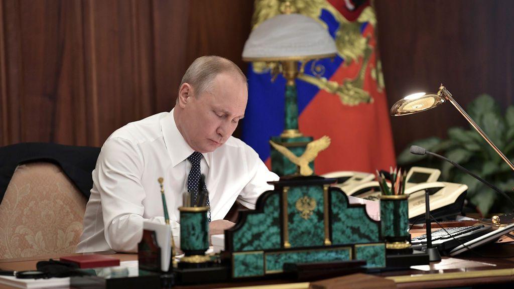 Putin asume la Presidencia de Rusia para un cuarto mandato de seis años