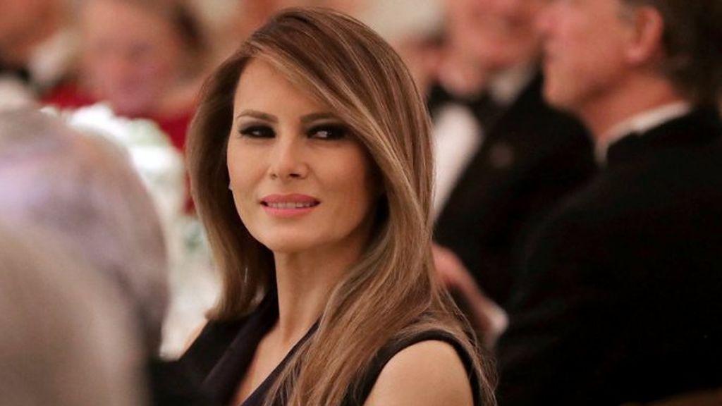 Melania Trump dedicará su presidencia a los niños