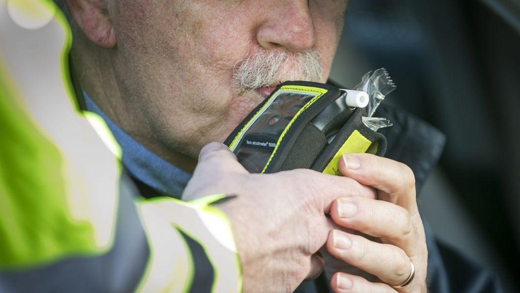 Sorprendido un conductor de autobús que quintuplicaba la tasa de alcohol permitida