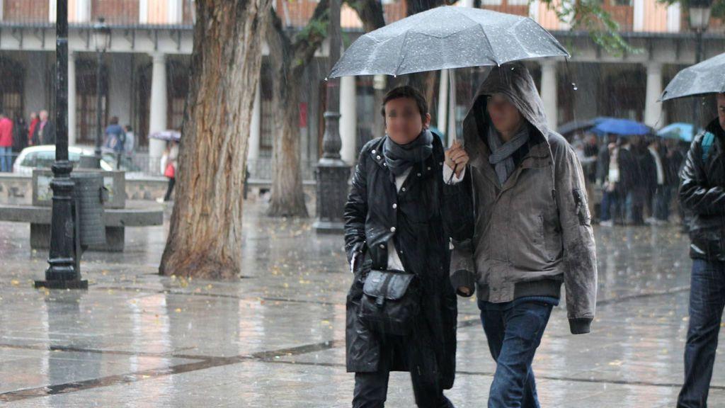 Aviso amarillo por tormentas y lluvias en 15 provincias