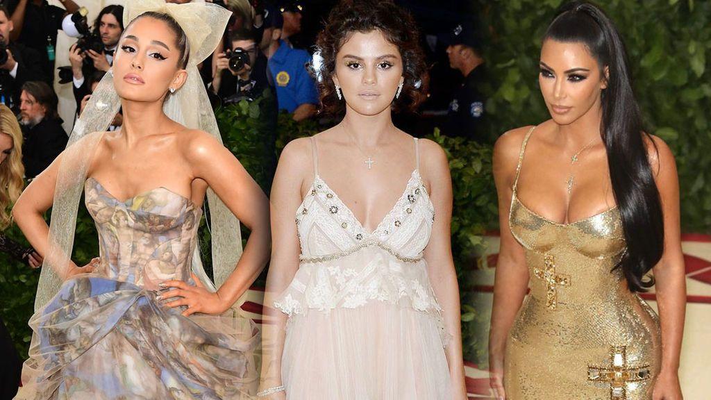 Los mejores estilismos de la Gala Met: vota por tu favorito