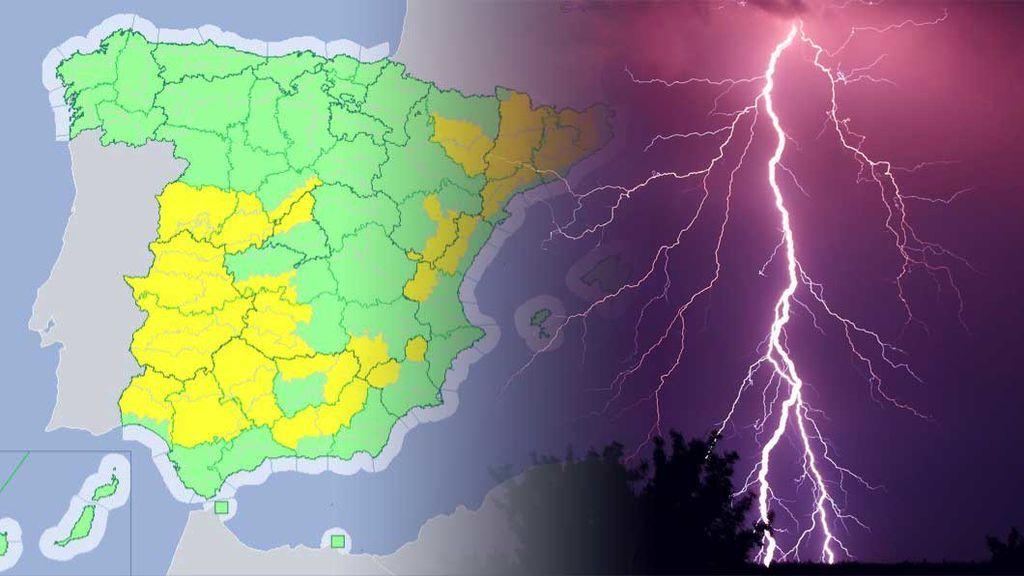 Ponte a cubierto: dónde serán las tormentas más potentes que tienen a 23 provincias en riesgo