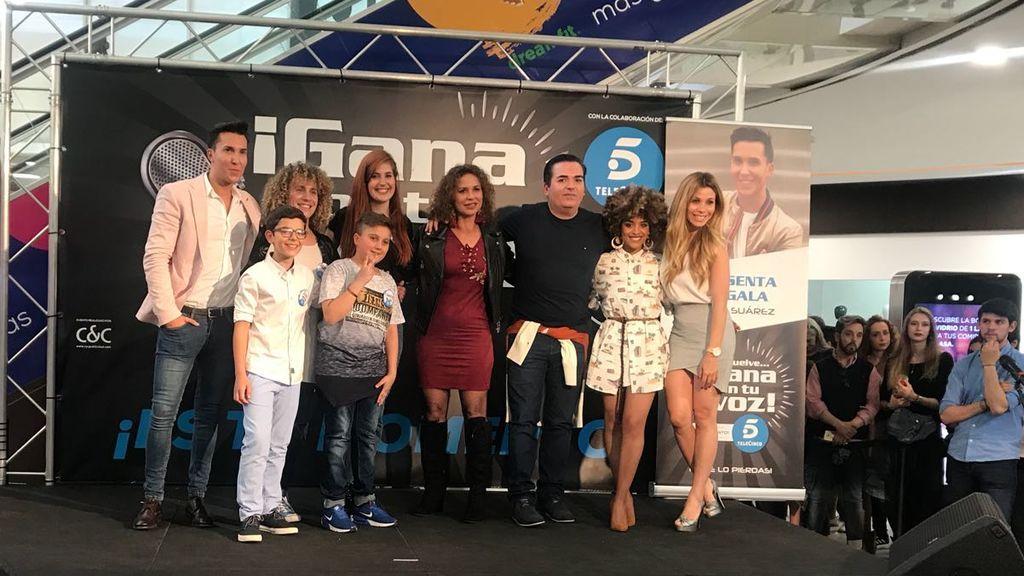 Sevilla Factory Dos Hermanas preparada para triunfar en 'Gana con tu voz'