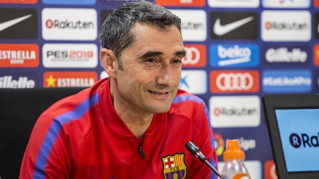 """Valverde: """"El objetivo es mantener la competitividad, ha sido una gran temporada"""""""