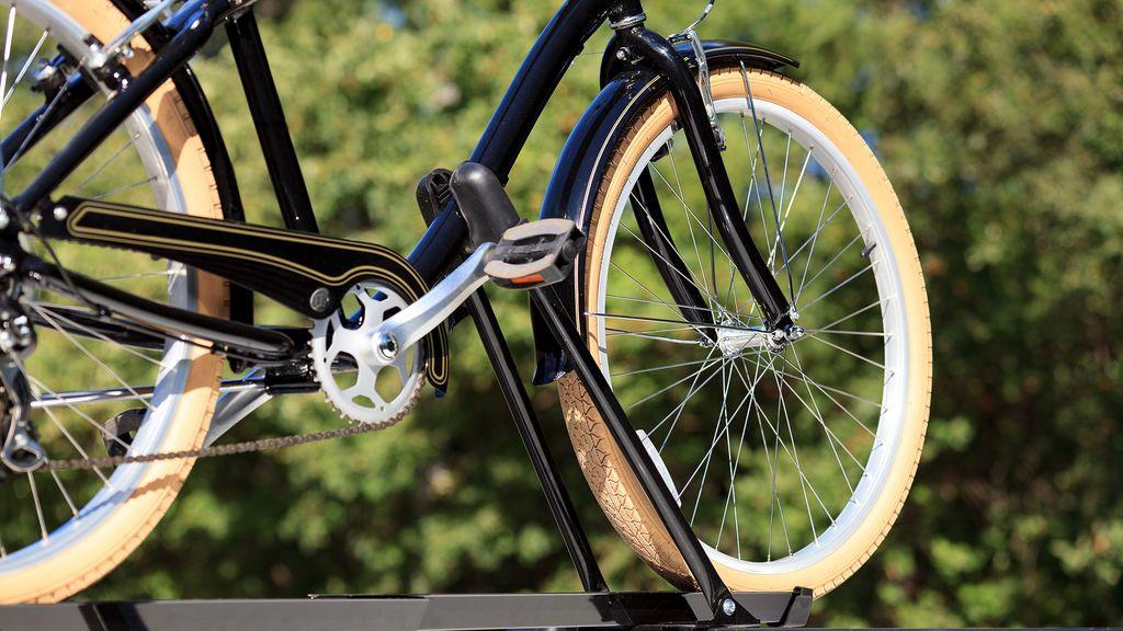 Transportar bicicletas en el vehículo