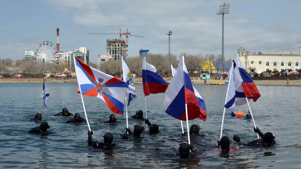 Conmemoraciones en Rusia de la victoria en la Segunda Guerra Mundial