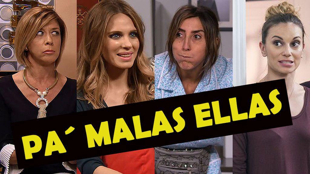 """Las 'Aitana War' de Montepinar: """"No queremos chicos malos"""""""