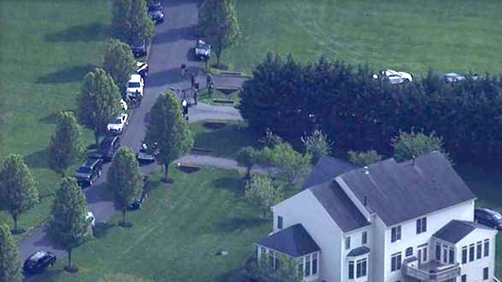 Tiroteo en una casa en Maryland:   Una hombre mata a tres personas y después se suicida