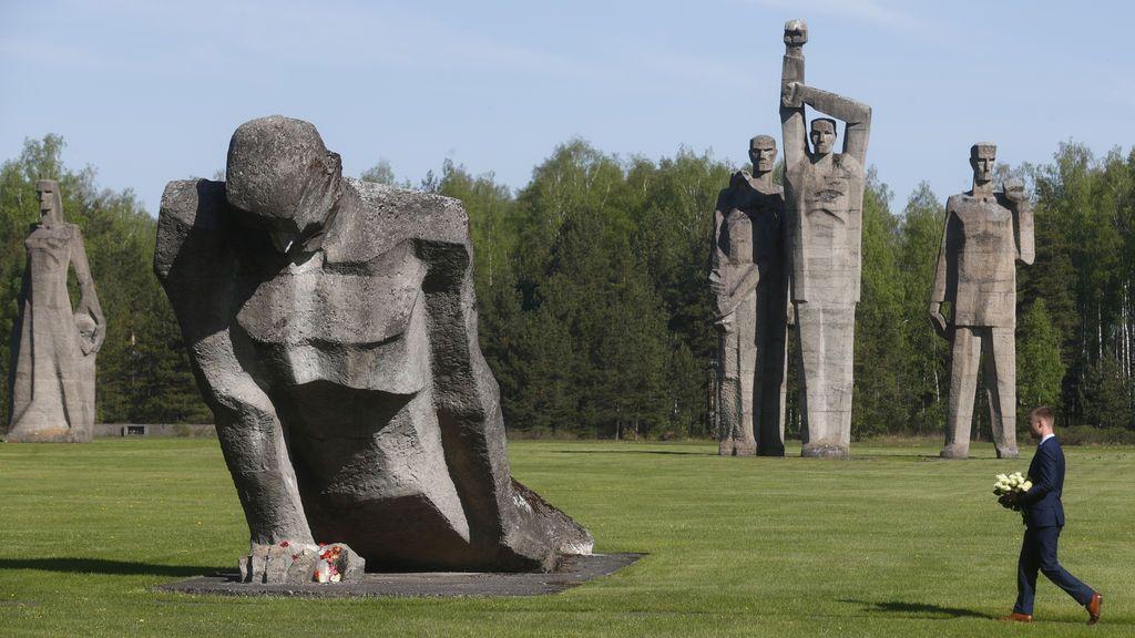 Recuerdo a las víctimas de la Segunda Guerra Mundial